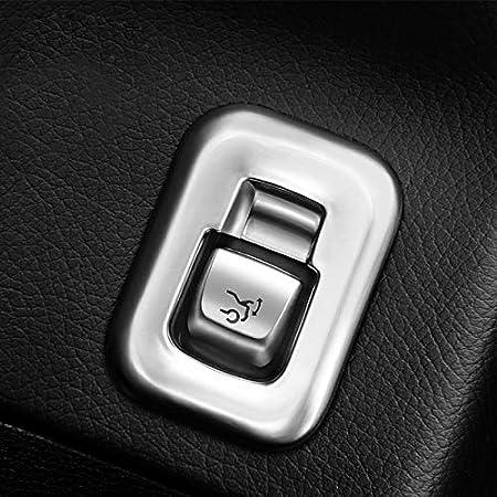 C Klasse W205 2014 2019 Glc X253 2015 2019 Interieur Kofferraum Taste Dekor Matt Cover Auto