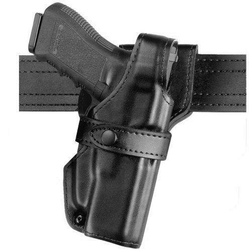0705 SSIII Low-Ride Holster Basket Weave Black Beretta 92F (4.9 bbl) Right