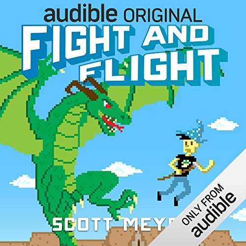 Fight and Flight     Magic 2.0, Book 4              By:                                                                                                                                 Scott Meyer                               Narrated by:                                                                                                                                 Luke Daniels                      Length: 10 hrs and 26 mins     9,375 ratings     Overall 4.2