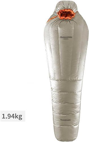 varios tamaños Sleeping Bag-LL Saco de dormir, Ultraligero Winter Cold Projoection Outdoor Outdoor Outdoor Below Zero Adult Camping Duck Down  bajo precio del 40%