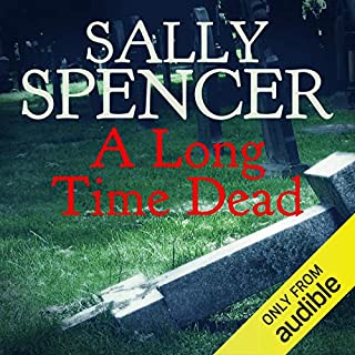 A Long Time Dead audiobook cover art