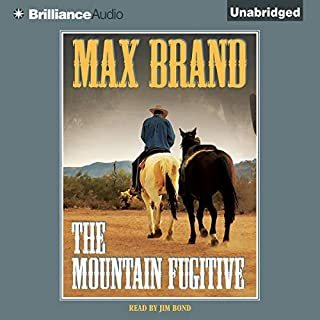 The Mountain Fugitive audiobook cover art