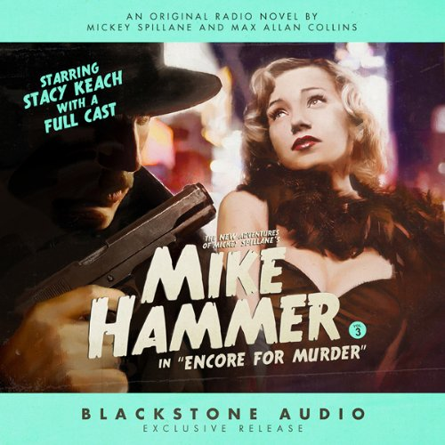 Encore for Murder audiobook cover art
