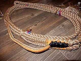 Bull Rope Aligator Custom PRO 9x7 RH Bull Riding - EPT Bull Ropes