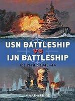 USN Battleship Vs IJN Battleship: The Pacific 1942-44 (Duel)
