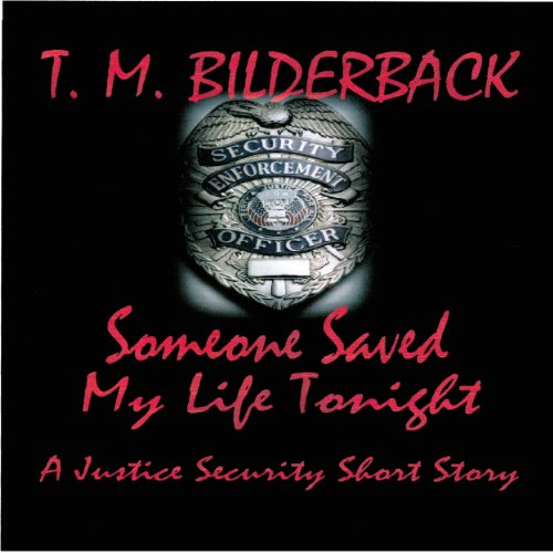 Someone Saved My Life Tonight audiobook cover art