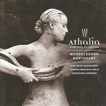 Mendelssohn, Felix: Athalie