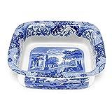 Spode Blue Italian 10 Inch Square Dish