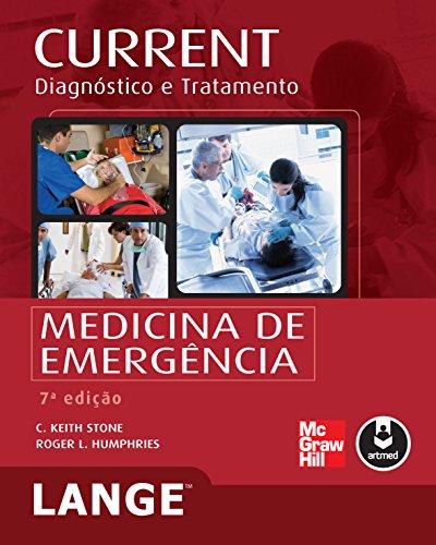 CURRENT: Medicina de Emergência - Diagnóstico e Tratamento (Lange)