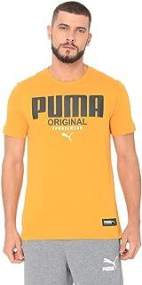 Puma Athletics Tee for Men's