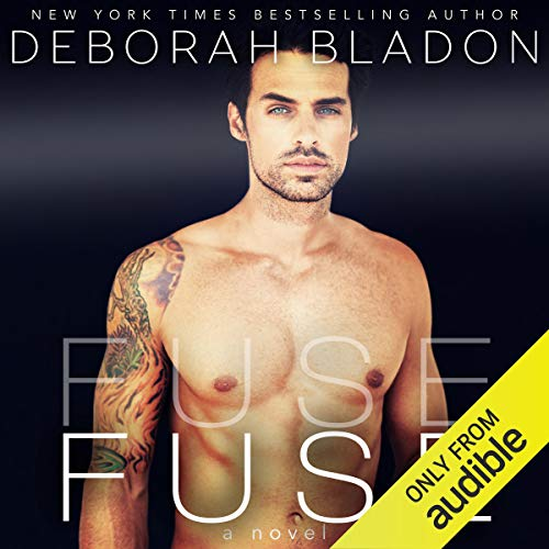 FUSE audiobook cover art