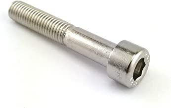 Hexagon Socket hoofd Cap Dcrews met volledige draad roestvrij staal DIN 912 M16x75