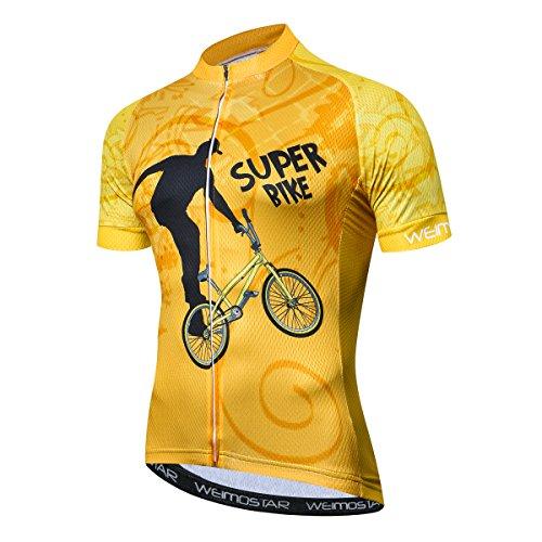 Ciclismo Jersey de Ciclismo de los Hombres de Ciclismo de Ciclismo de Ciclismo de Ciclismo de Ciclismo de Ciclis -  -  XL (pecho 104/109 cm)