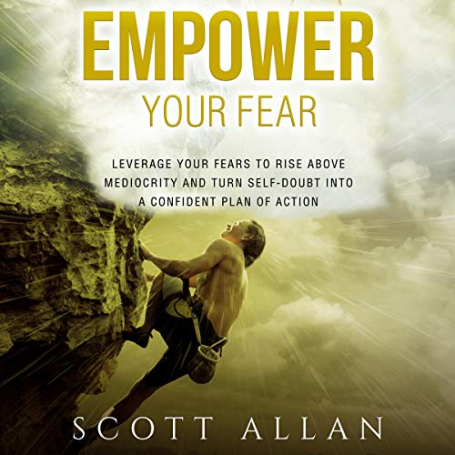 Empower Your Fear audiobook cover art