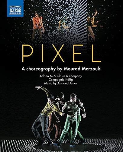 Merzouki: Pixel [Blu-ray]