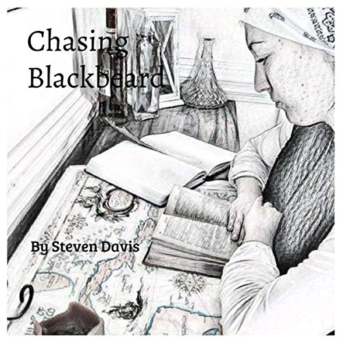 Chasing Blackbeard (The Carolina Series) audiobook cover art