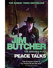 Peace Talks: The Dresden Files, Book Sixteen: 16