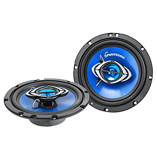 Speakfriends coaxial car speakers 6.5