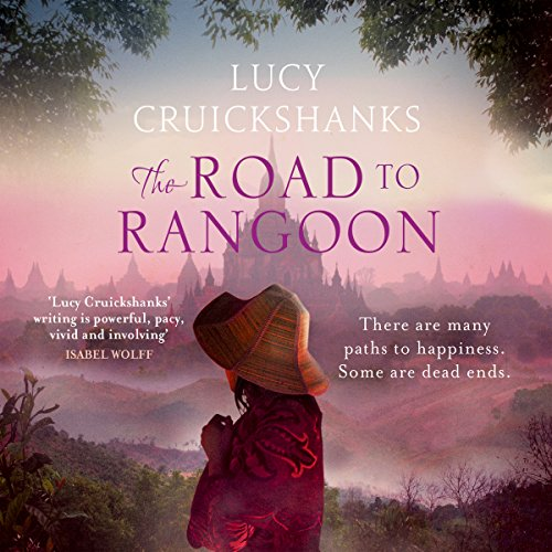 The Road to Rangoon audiobook cover art
