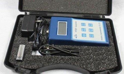 Gowe Digital Gauss, Tesla Meter Gaussmeter Ac Dc 2000mT, Digital Magnetic Flux Meter