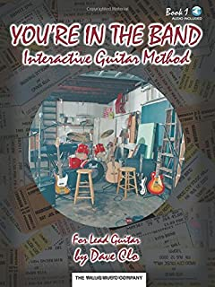 You're in the Band - Interactive Guitar Method: Book 1 for Lead Guitar