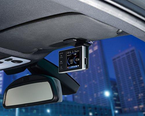 『コムテック レーダー探知機2.2インチ液晶搭載 コンパクトボディ 超高感度GPS ZERO 200V』の9枚目の画像