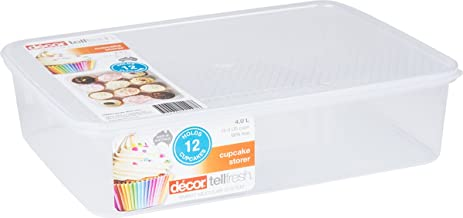Décor Tellfresh Cupcake Carrier for 12 Cupcakes