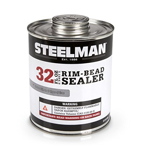Price comparison product image Steelman Tire Rim Bead Sealer for Tubeless Tires,  Stops Leaks Between Tire Bead and Wheel