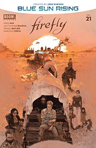 Firefly #21 (English Edition)