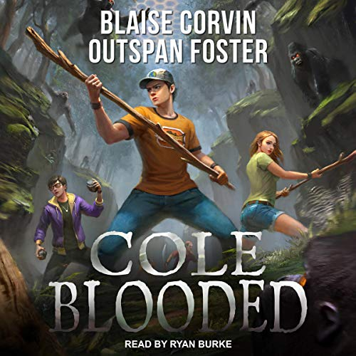 Cole Blooded cover art