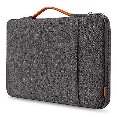 Inateck Laptoptasche Hülle Kompatibel mit 13 Zoll MacBook Air/Pro 2020M1-2012, Surface Pro X/7/6/5/4/12.9 iPad Pro/13.5Surface Laptop4/3/13.5Surface Book,Thinkpad,MateBook D14, Notebook 9 Pro, XPS 13
