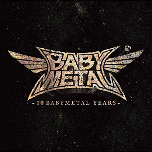 10 BABYMETAL YEARS (CD Digipak)