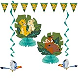 Disney Lion King Party Decorating Kit