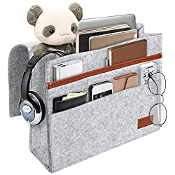 commercial Kernorv bedside table, felt bedside table, mattress organizer, sofa, table, wardrobe, bed and more. sofa caddy organizer