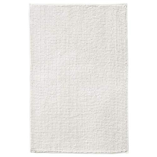 Ikea Toftbo Bath mat White 20x32 404.540.32