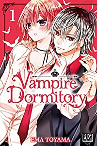 Vampire Dormitory Edition simple Tome 1