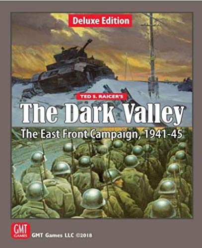 GMT Games The Dark Valley: East Front 1941-45