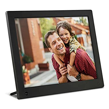 NIX Advance 15 Inch Hi-Res Digital Photo & HD Video (720p) Frame with Hu-Motion Sensor & 8GB USB Included (X15D)