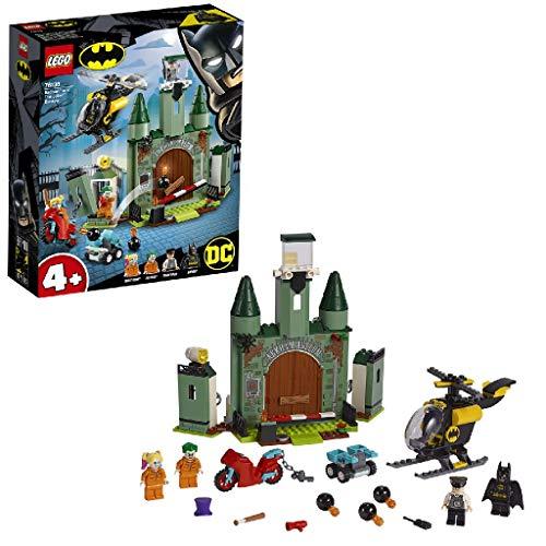 LEGO Super Heroes - Gioco per Bambini Batman e la Fuga di Joker, Multicolore, 6251538