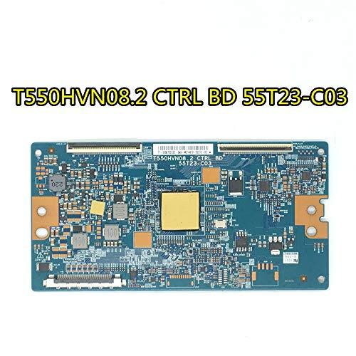 Calvas T550HVN08.2 CTRL BD 55T23-C03 - Tablero de fibra de carbono (12,7 cm)