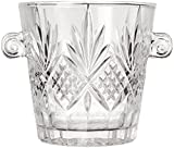 Godinger Dublin Ice Bucket, Clear