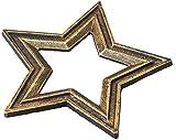 鍋敷き CASTIRON STAR TRIVET アンティークゴールド TDST09-6757GO