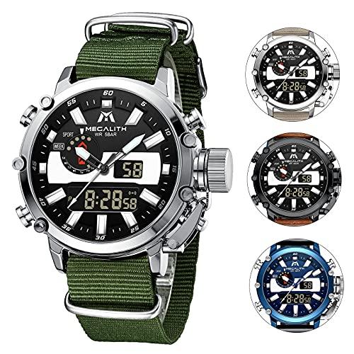 MEGALITH Reloj Hombre Relojes...