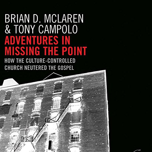 Adventures in Missing the Point audiobook cover art