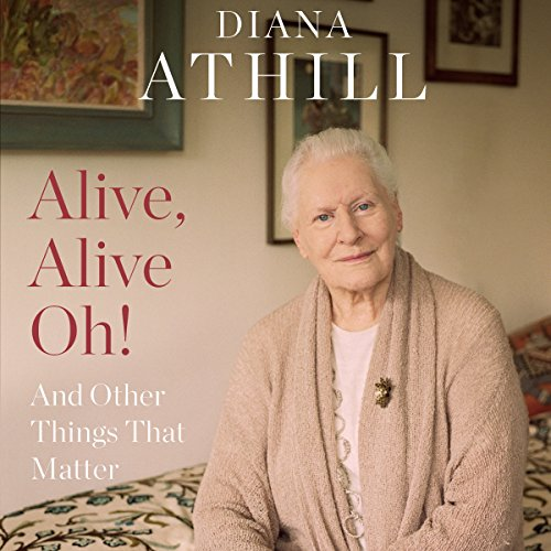 Alive, Alive Oh! audiobook cover art