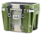 Orion Heavy Duty Premium Cooler (25 Quart, Forest), Durable Insulated...