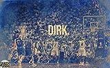 GZSGWLI Dirk Nowitzki Dallas Mavericks Basketball NBA Star