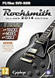 Rocksmith 2014 PC/MAC Game Only- Digital Code (NO CABLE)