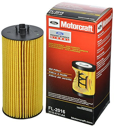 Motorcraft FL2016 Oil Filter
