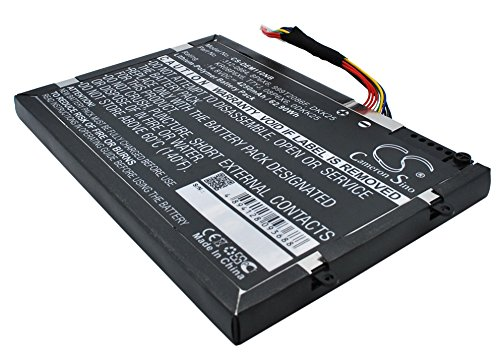 Replacement battery for DELL - Notebook, Laptop Battery - Alienware M11x, Alienware M11xR2, Alienware M11xR3, Alienware M14x, Alienware M14xR2, Alienware P06T, Alienware P06T001, Alienware P06T002